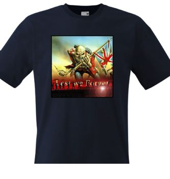 Lest We Forget T-shirts